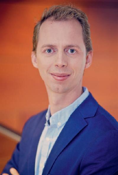Pieter van Boheemen: 'Er zijn signalen dat er nu al versleutelde informatie wordt verzameld en opgeslagen om in de toekomst met behulp van quantum-computing te kraken.'