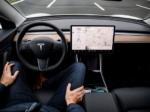 Data Tesla autos gebruikt bij ongelukken