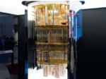 BM Q System One-quantumcomputer tijdens de Consumers Electronics Show (CES) 2020.